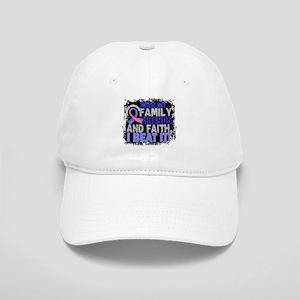 Male Breast Cancer Survivor FamilyFriendsFaith Cap