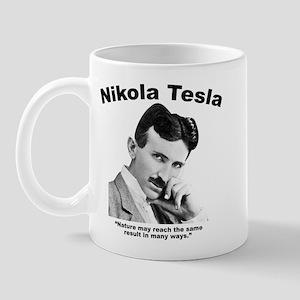 Tesla: Nature Mug