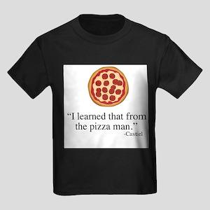 Supernatural Castiel's Pizzaman T-Shirt