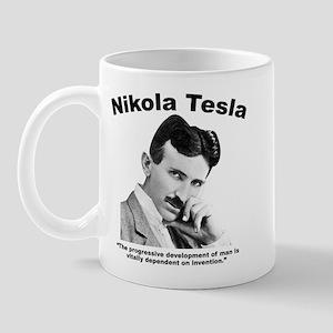 Tesla: Invention Mug