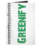 Greenify Journal