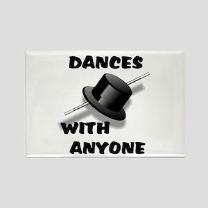 DANCER Rectangle Magnet