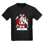 Viell Family Crest Kids Dark T-Shirt