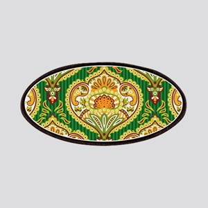 Ornate Pailsey Pattern Patch