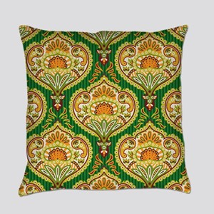 Ornate Pailsey Pattern Everyday Pillow