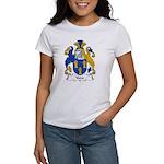 Vane Family Crest Women's T-Shirt