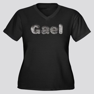 Gael Wolf Plus Size T-Shirt