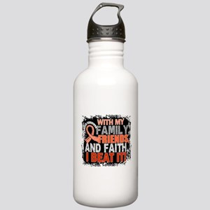Endometrial Cancer Sur Stainless Water Bottle 1.0L