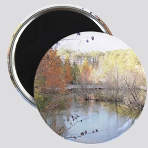 Skies Across the Pond Magnet