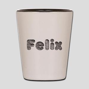 Felix Wolf Shot Glass
