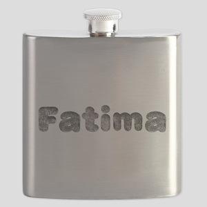 Fatima Wolf Flask