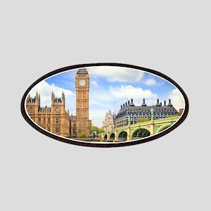 London Bridge And Big Ben Patch