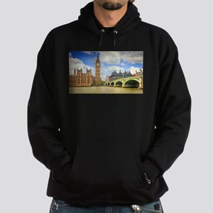 London Bridge And Big Ben Hoodie
