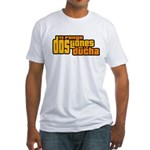 Yo Pongo Dos Liones Fitted T-Shirt