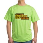 Yo Pongo Dos Liones Green T-Shirt