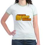 Yo Pongo Dos Liones Jr. Ringer T-Shirt