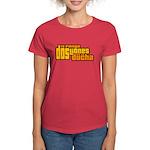 Yo Pongo Dos Liones Women's Dark T-Shirt