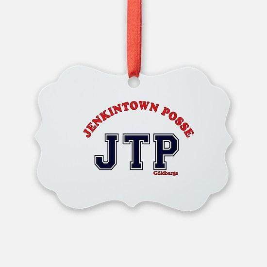JTP The Goldbergs Ornament