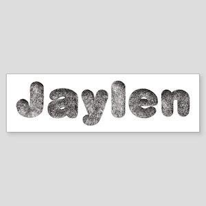 Jaylen Wolf Bumper Sticker