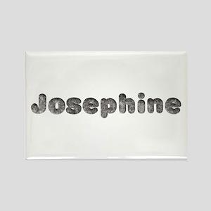 Josephine Wolf Rectangle Magnet