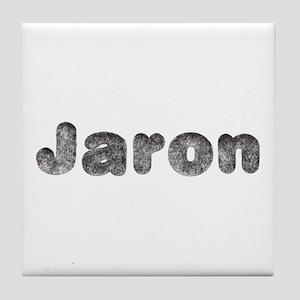 Jaron Wolf Tile Coaster