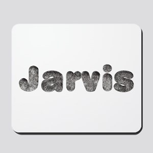 Jarvis Wolf Mousepad