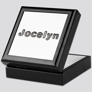 Jocelyn Wolf Keepsake Box