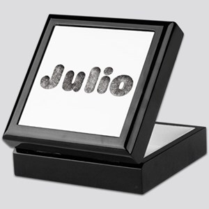 Julio Wolf Keepsake Box
