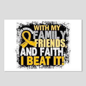 Childhood Cancer Survivor Postcards (Package of 8)