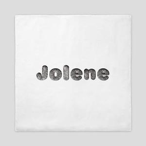 Jolene Wolf Queen Duvet