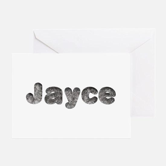 Jayce Wolf Greeting Card