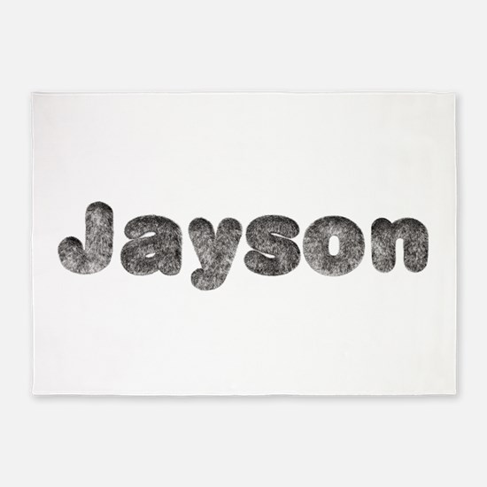 Jayson Wolf 5'x7' Area Rug