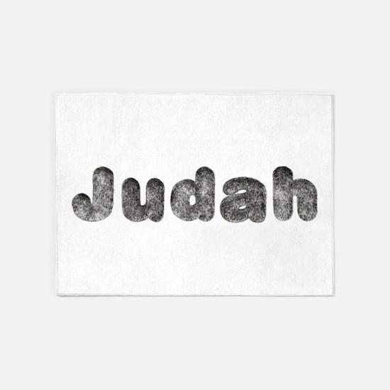 Judah Wolf 5'x7' Area Rug