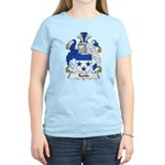 Turtle Family Crest Women's Light T-Shirt