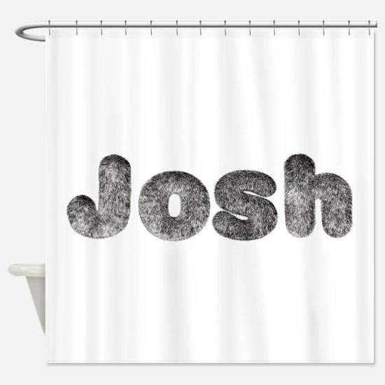 Josh Wolf Shower Curtain