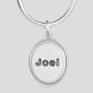 Joel Wolf Silver Oval Necklace