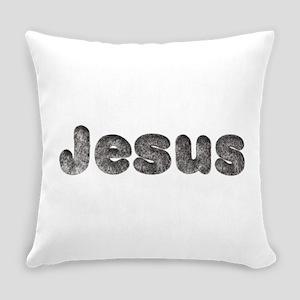 Jesus Wolf Everyday Pillow