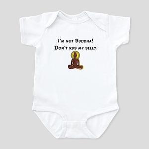 I'm Not Buddha! Infant Bodysuit