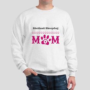 Personalizable Dog Breed Mom Sweatshirt