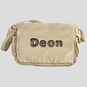 Deon Wolf Messenger Bag