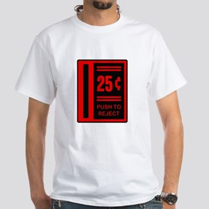 Insert Coin To Play Arcade Video Game T-Shirt
