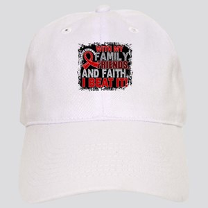 Blood Cancer Survivor FamilyFriendsFaith Cap