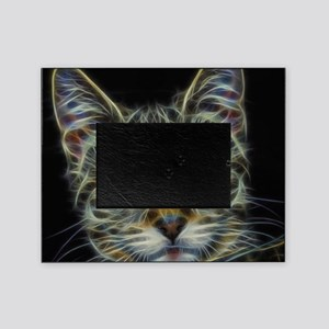 Calico KItty Art Picture Frame