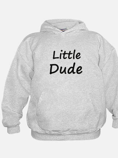 Big Dude/Little Dude Hoodie