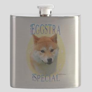 ShibaEggstra Flask