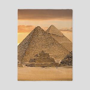 Egyptian Pyramids Twin Duvet