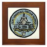 USS ISLE ROYALE Framed Tile