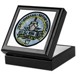 USS ISLE ROYALE Keepsake Box