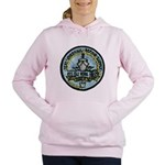 USS ISLE ROYALE Women's Hooded Sweatshirt