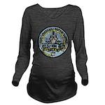 USS ISLE ROYALE Long Sleeve Maternity T-Shirt